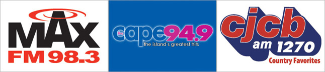 Media Sponsor: Cape Breton Radio