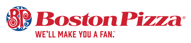 Restaurant Sponsor: Boston Pizza